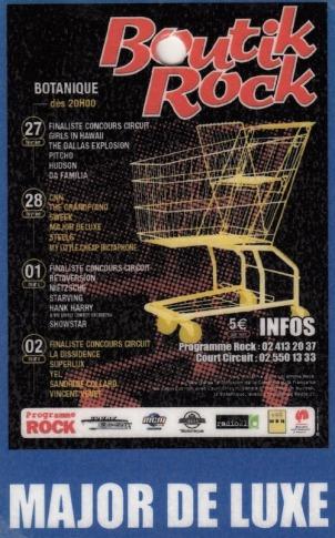 Major Deluxe 2005 pass 2